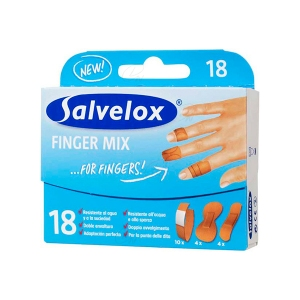 SALVELOX FINGER MIX