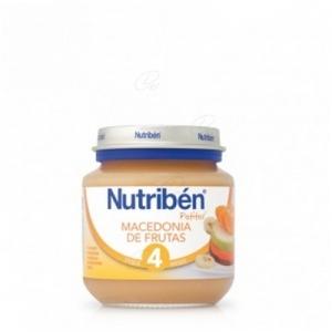 NUTRIBEN INICIO MACEDONIA DE FRUTAS 130GR