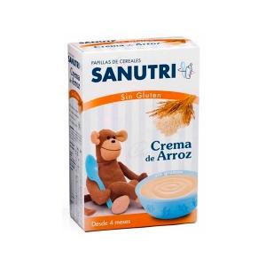 SANUTRI CREMA DE ARROZ  300 G