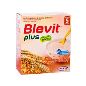 BLEVIT PLUS 5 CEREALES  600 G