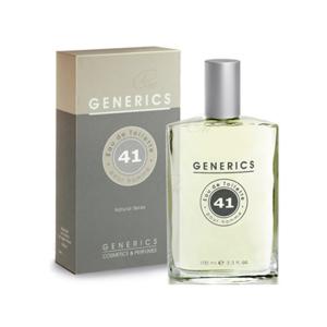 GENERICS EAU DE TOILETTE POUR HOMME N-41