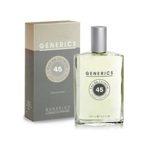 GENERICS EAU DE TOILETTE POUR HOMME N-45