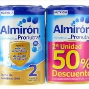 Almiron Advance 2 Bipack 800 gr + 800 gr