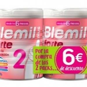 Pack Blemil Plus 2 Forte 800 gr